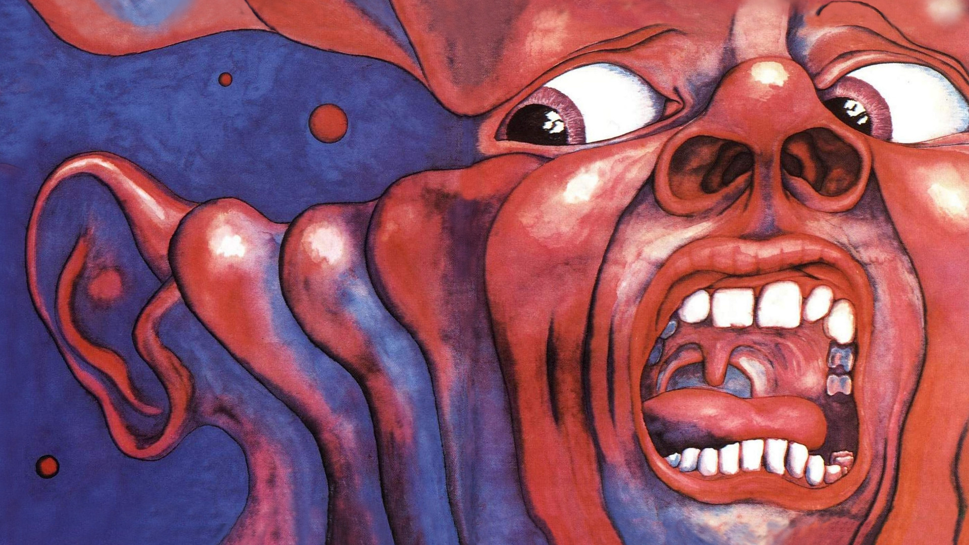 King Crimson - In The Court  Of The Crimson King (1969)