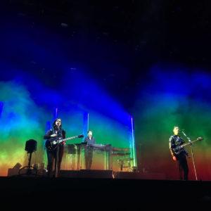 Live report: The xx @ Ippodromo di Capannelle, Roma